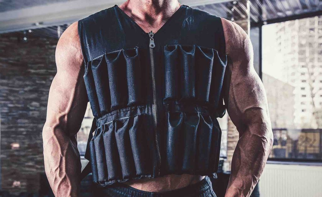 Picture of a Training Weighted Vest