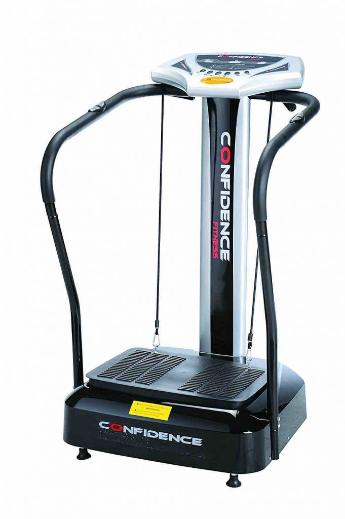Picture of the Confidence Fitness Whole Body Vibration Machine