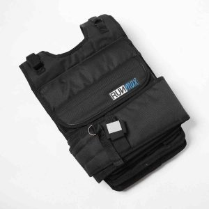 Picture of the RUNFast/Max 12-140lbs Adjustable Weighted Vest
