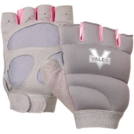 Picture of Valeo Mesh 1 lb Weighted Power Gloves