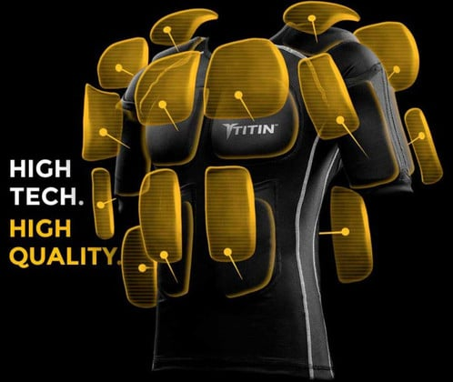 Picture for Titin Weighted Shirt Review