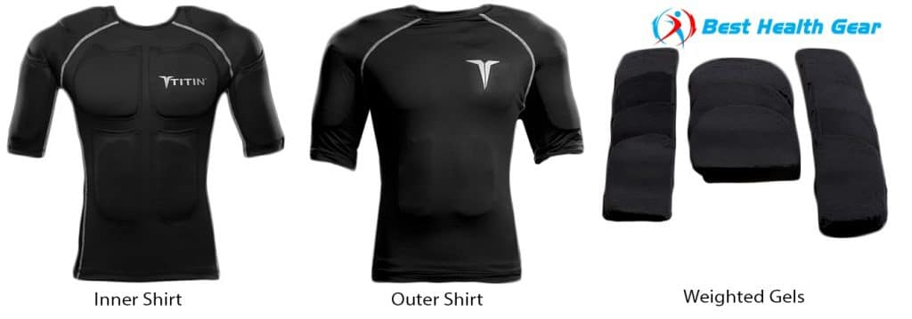 Picture of TITIN Weighted Shirt System