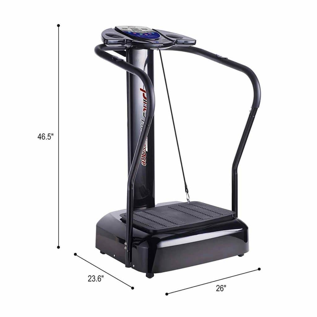 Picture of the Pinty 2000w Whole Body Vibration Machine Features