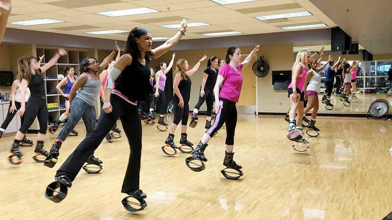 Picture of Kangoo Jumps Crossfit Training