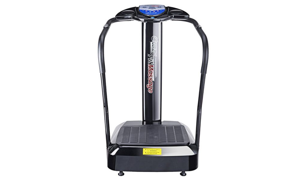 Picture of the Pinty 2000w Whole Body Vibration Machine
