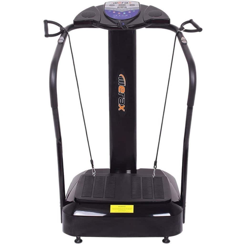 Get Crazy Fit: Merax Crazy Fit Vibration Platform Fitness Machine 2000W