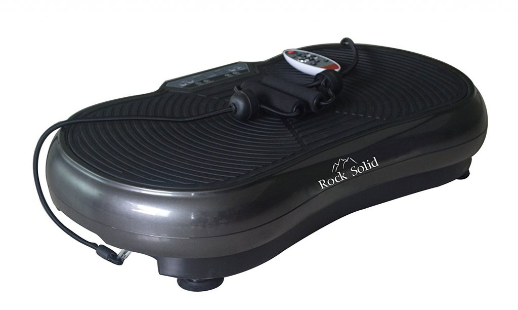 Hero Image for the Rock Solid Whole Body Vibration Machine Review
