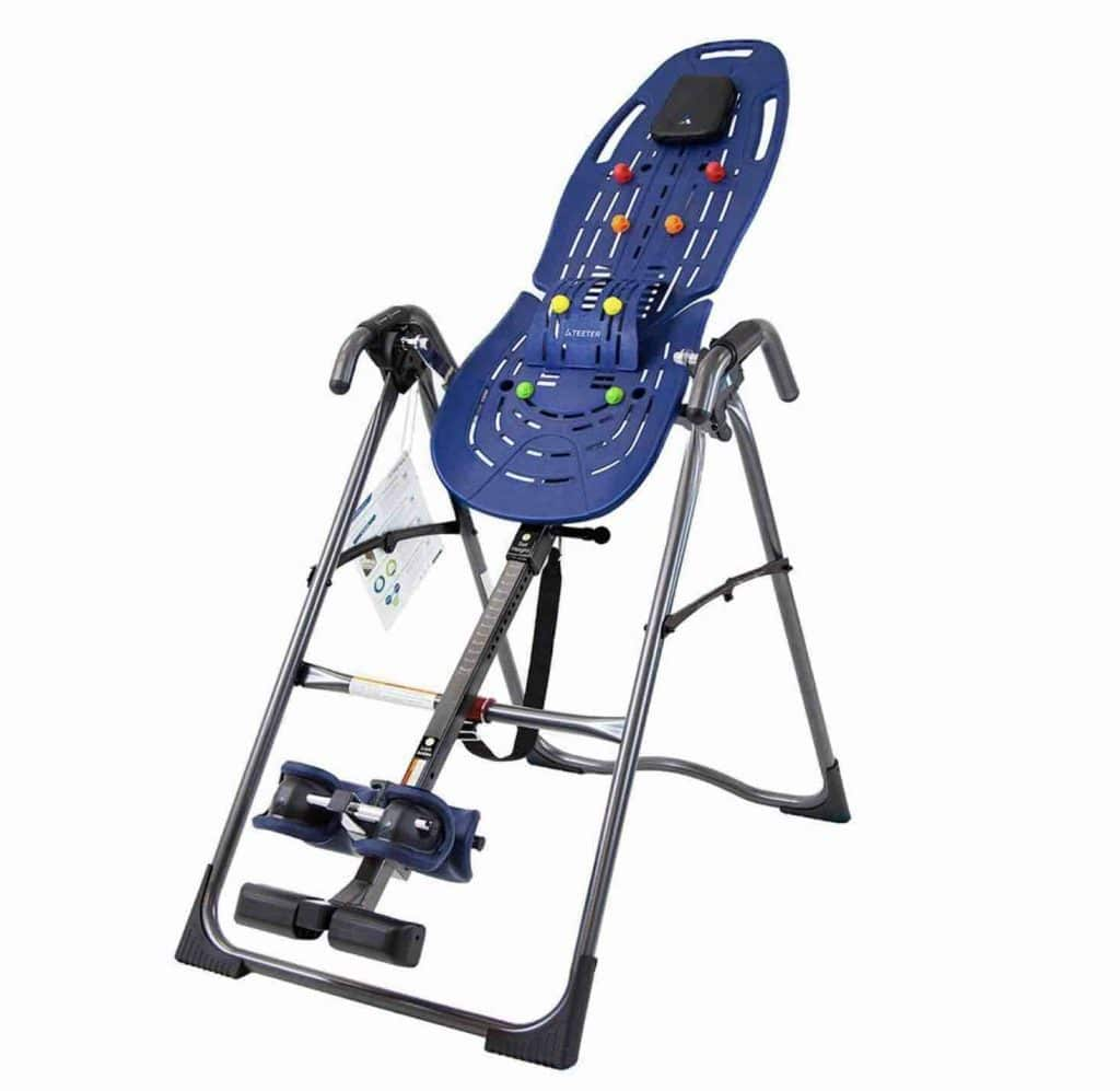 Picture of the Teeter Hang Ups Inversion Table