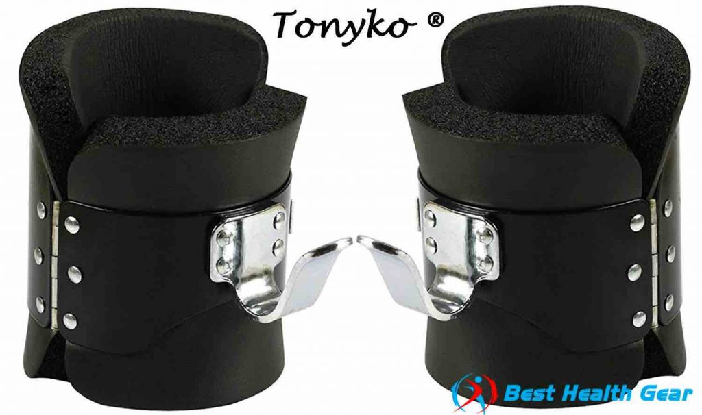 Picture of the Tonyko Inversion Gravity Boots