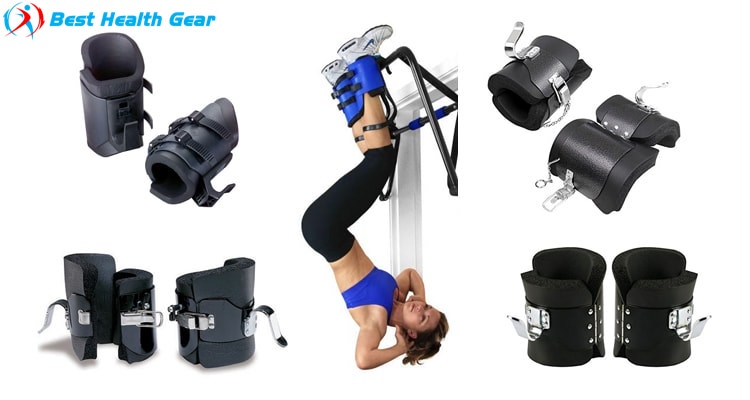 Lead Image Collage of the Best Gravity Boots and Inversion Boots