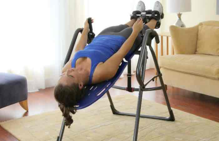 Picture of the Best Inversion Table