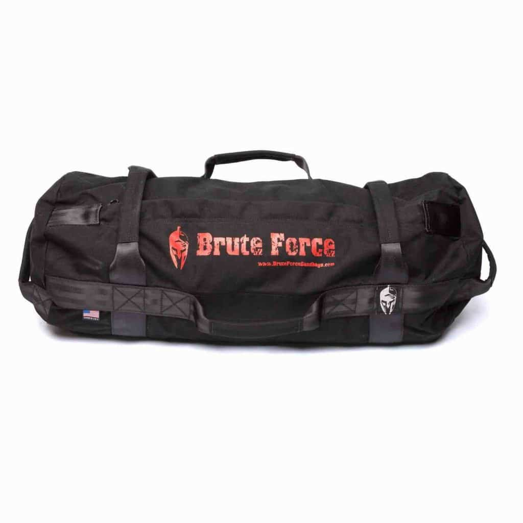 Picture of the Brute Force Fitness Sandbag, the #1 Sandbag for Fitness on our List