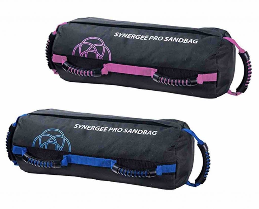 Picture of the iHeartSynergee Pro Sandbag For Fitness