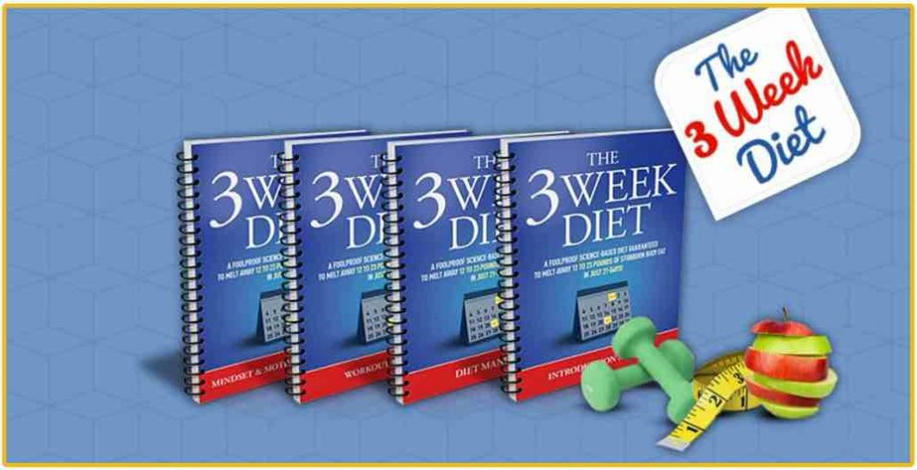 Our Three Week Diet Review