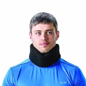 Picture of the Core Products Foam Cervical Collar for Sleeping