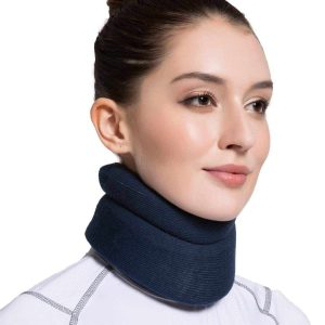 Picture of the Velpeau Neck Brace and Foam Cervical Collar