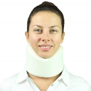 Picture of the Vive Neck Brace - Soft Foam Cervical Collar