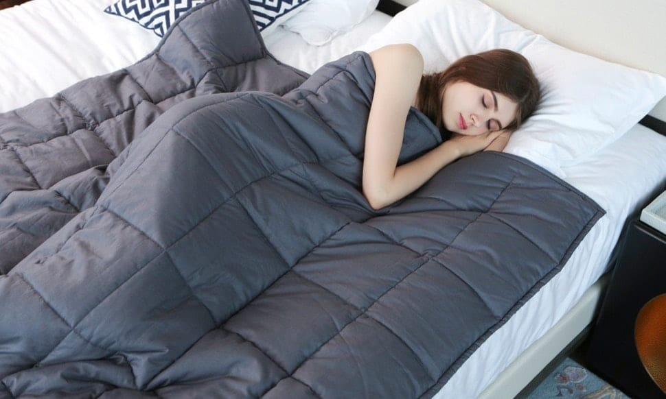 Picture of the best weighted blankets