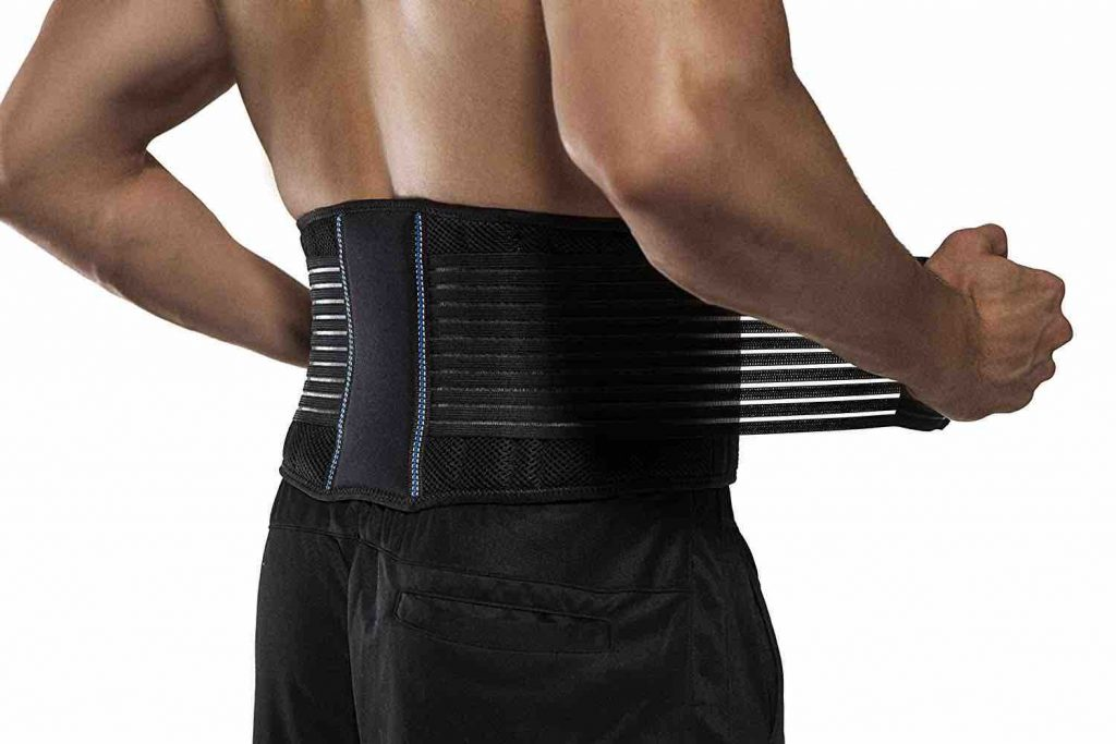 Picture of the BraceUp Stabilizing Lower Back Brace & Support Belt
