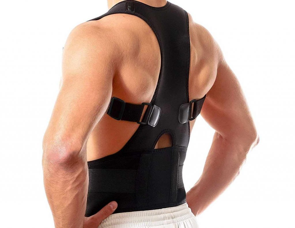 Picture of the Flexguard posture corrector