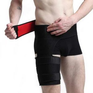Picture of the ChinFun adjustable hip support